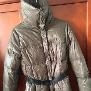 Gently used Calvin Klein puffer coat